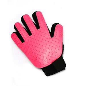 Pet Grooming Glove - DealzBEGIN