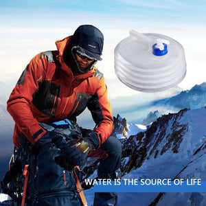 Foldable Water Bags - DealzBEGIN