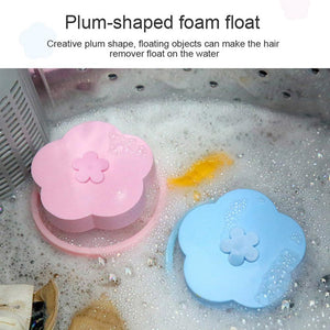 Floating Lint Hair Catcher - DealzBEGIN
