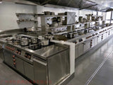 Commercial Kitchen *Customized Price*