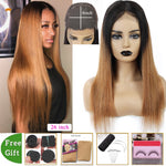 Ombre Real Lace Wig