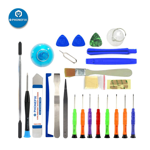 25 in 1 Mobile Electronic Phone Repair Tools