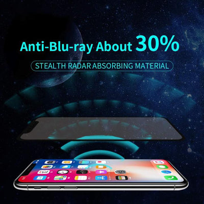 Anti Eye Strain Privacy Tempered Glass for iPhone (50% OFF Ends Soon)