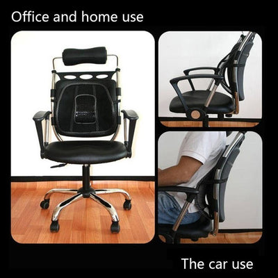Medicalli™ Car Lumbar Support Massager