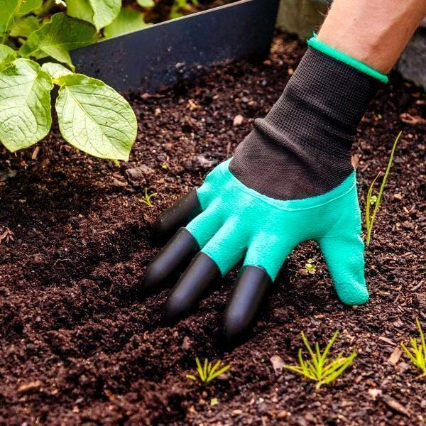 1 Pair Trendise™ Gardening Gloves with claws