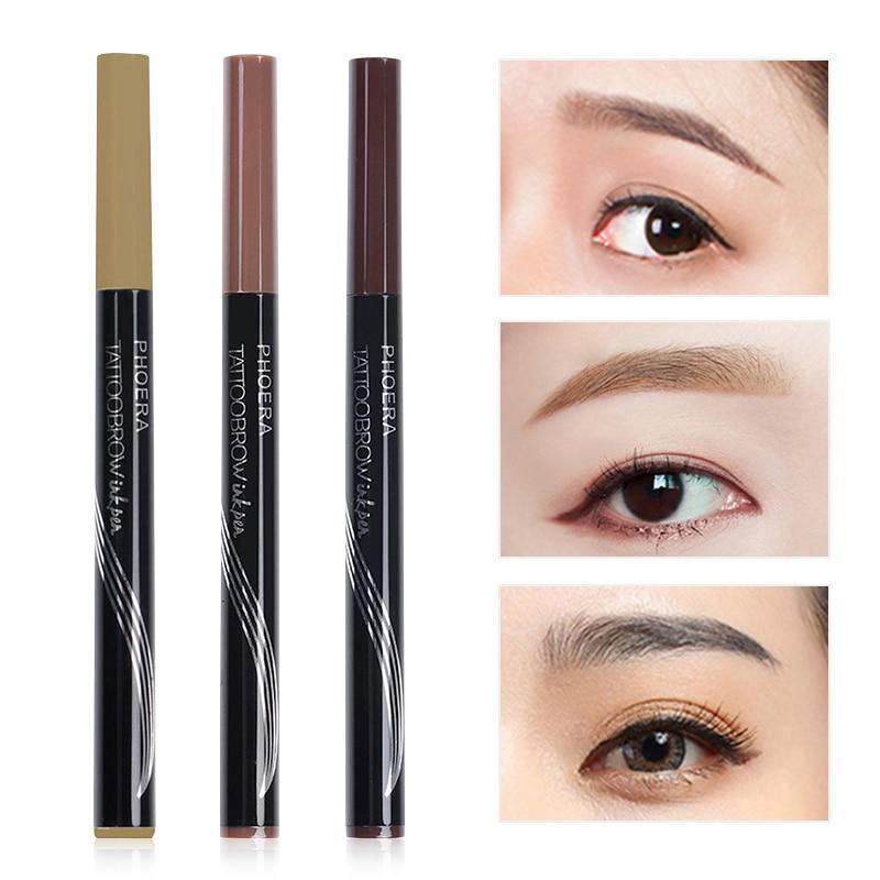 Phoera™ Waterproof Precise Eyebrow Pencil