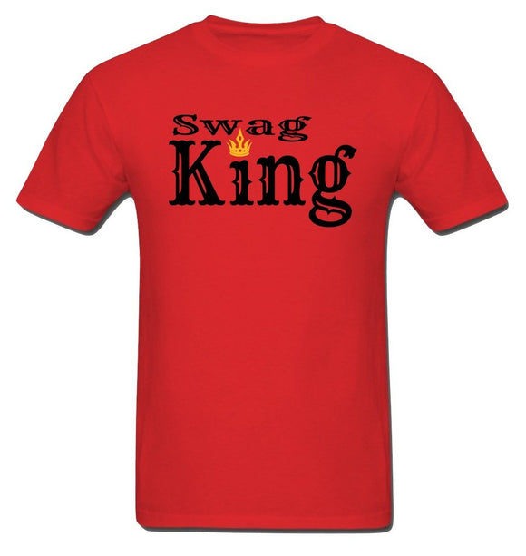 Swag King Red T
