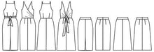 Load image into Gallery viewer, Intermediate - Axis Dress/Skirt Kit