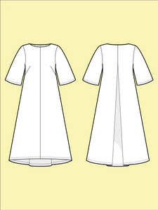 Beginner - Box Pleat Dress Kit
