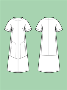 Advanced Beginner - Cap Sleeve Dress Kit