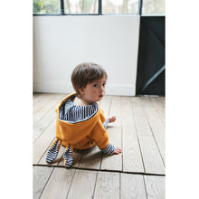 Load image into Gallery viewer, Advanced Beginner - GRAND'OURSE Cardigan Kit - Baby's