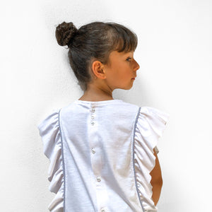 Intermediate - Hibiscus Blouse/Tee-Shirt Kit - Children's