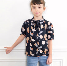 Load image into Gallery viewer, Advanced Intermediate - Alex Blouse or Dress Kit - Children's