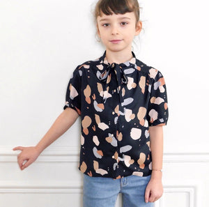 Advanced Intermediate - Alex Blouse or Dress Kit - Children's