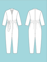 Load image into Gallery viewer, Advanced Beginner - V-Neck Jumpsuit Kit