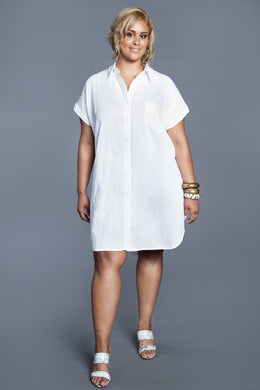 Intermediate - Kalle Shirt & Shirtdress Kit