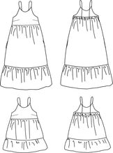 Load image into Gallery viewer, Beginner - Lena Mum Blouse & Dress Kit