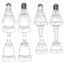 Load image into Gallery viewer, Beginner - Lena Dress Kit - Children's