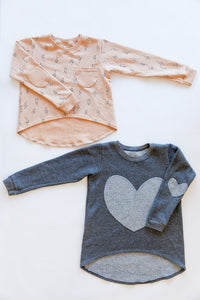 Advanced Beginner - Mini Briar Sweater & Tee Kit - Children's