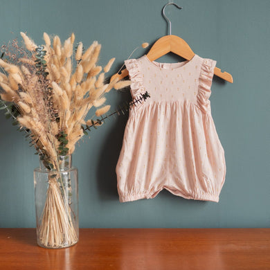 Intermediate - MADRID Jumpsuit/Playsuit Kit - Baby's