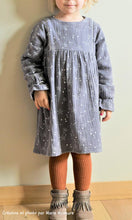 Load image into Gallery viewer, Intermediate - Sakura Blouse & Dress Kit - Children's