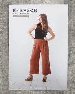 Advanced Beginner - Emerson Pant/Short Kit
