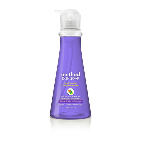 Plant Based Dish Soap 532ml - French Lavender