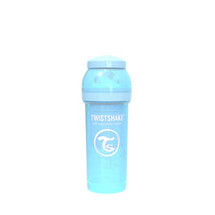 Anti-Colic Premium PP Baby Bottle 260ml Pastel Blue