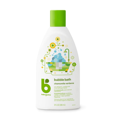 Bubble Bath, 266ml, Chamomile Verbena