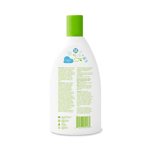 Bubble Bath, 591ml, Fragrance Free