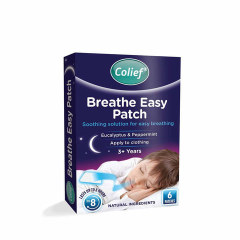 Breathe Easy Patch 6's