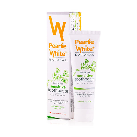 All Natural Sensitive Toothpaste 110gm