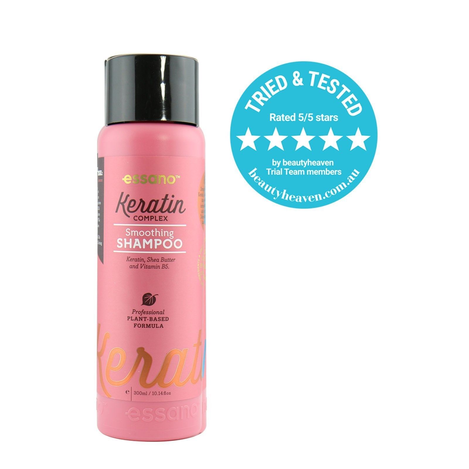 Keratin Complex Smoothing Shampoo 300ml