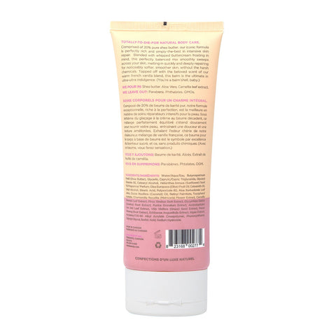 Heavy Cream Smoothing Body Butter Balm 200ml