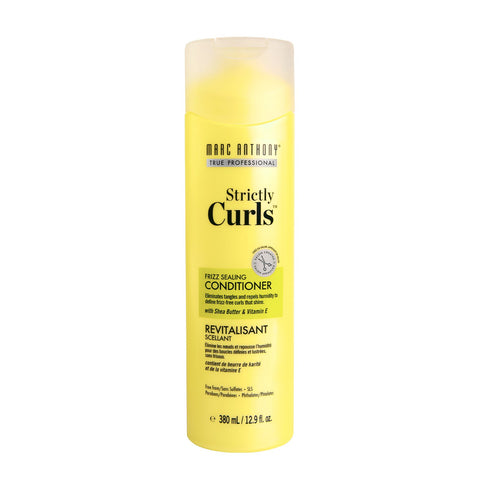 Strictly Curls Frizz Sealing Conditioner 380ml