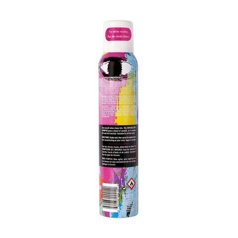 Invisible Dry Shampoo+ Defrizz Vanilla 200ml