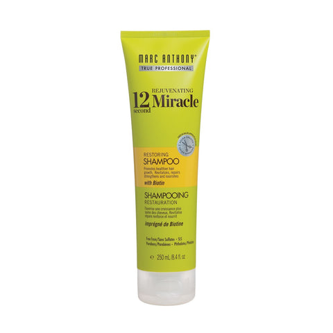Rejuvenating 12 Second Miracle Shampoo 250ml