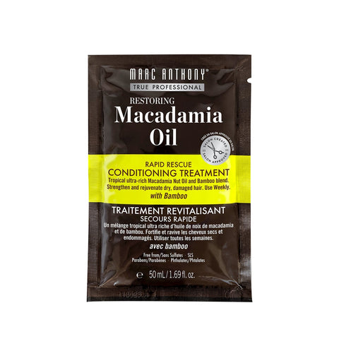 Repairing Macadamia Oil Conditioning Treatment 50ml