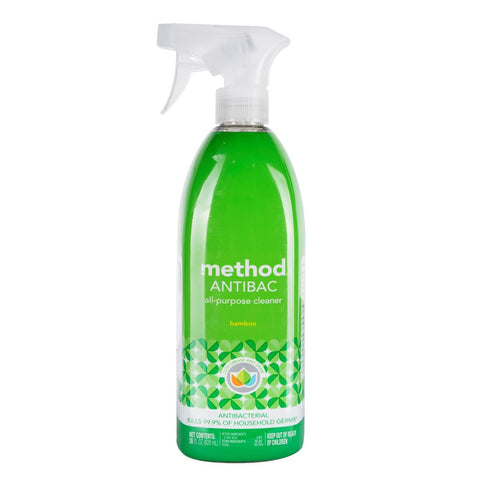 ANTIBAC Antibacterial All purpose Cleaner 828ml- Bamboo