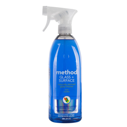 Glass + Surface Cleaner With Powergreen™ Technology 828ml- Mint