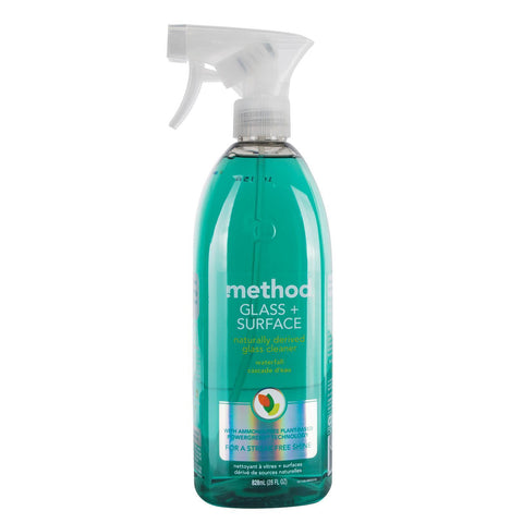 Glass + Surface Cleaner With Powergreen™ Technology 828ml- Waterfall