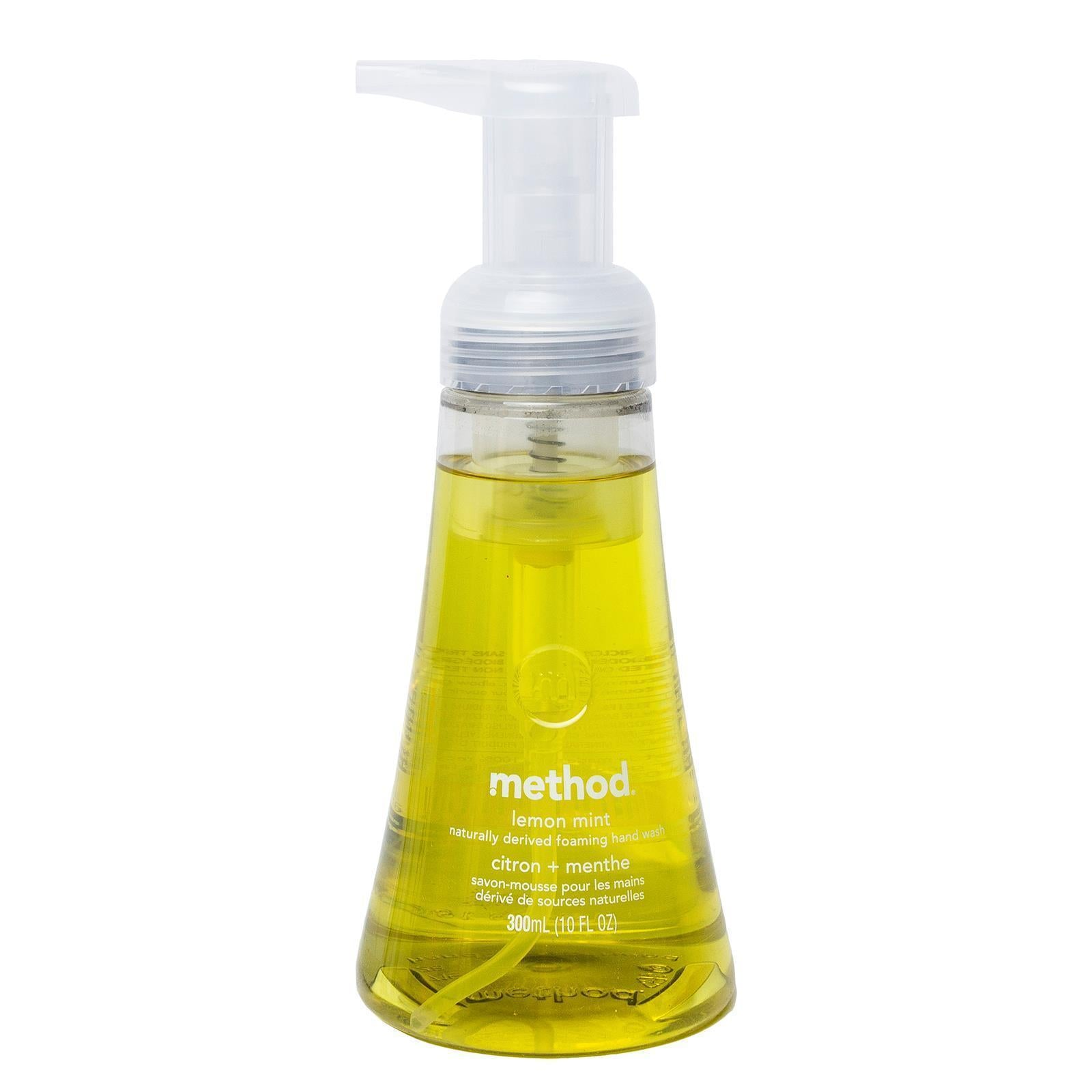 Naturally Derived Foaming Hand Wash 300ml - Lemon Mint