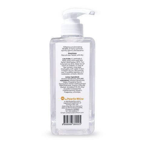 Hand Sanitizer by Pearlie White 500ml