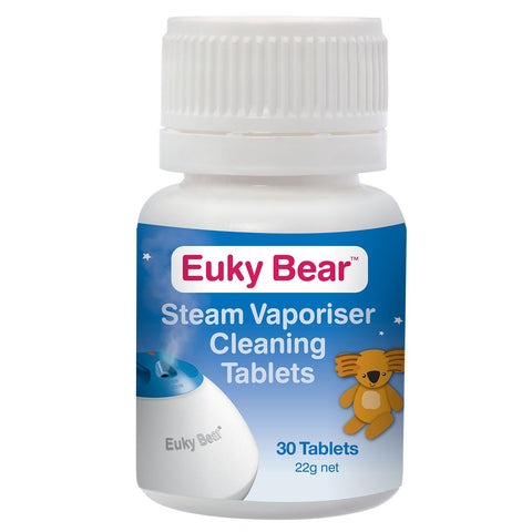 Steam Vaporiser Cleaning Tablets 30s