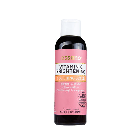 Vitamin C Brightening Polishing Scrub 100ml