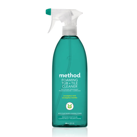 Foaming Bathroom Cleaner Powergreen™ Technology 828ml- Eucalyptus Mint