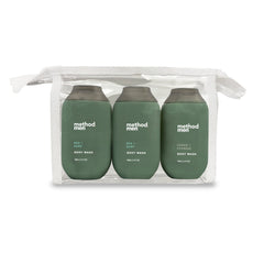 Men's Travel Size Body Wash Kit 100ml