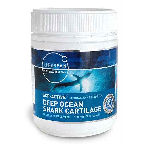 Deep Ocean Shark Cartilage 300 Capsules