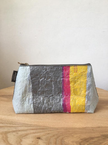 Upcycled Plastic Clutch - Large