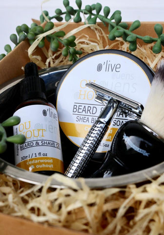 Shaving Gift Set - Cedarwood